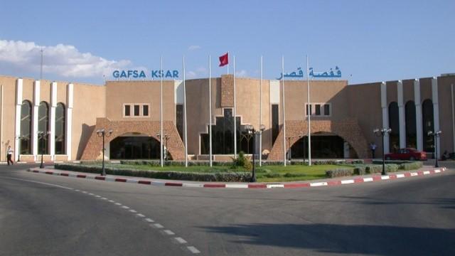 مطار قفصة قصر الدولي Gafsa – Ksar International Airport