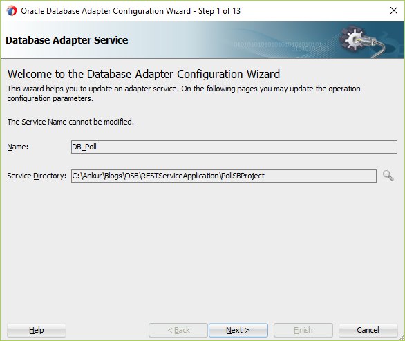 Ankur's blog: File adapter configuration in Oracle Service Bus