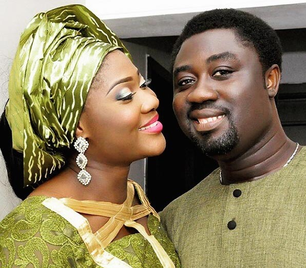 Mercy Johnson-Okojie pens emotional message to husband on wedding anniversary