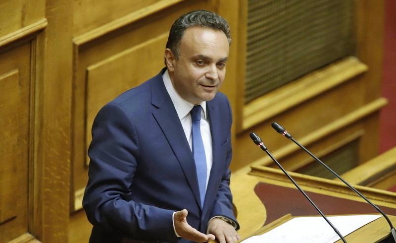Με συντριπτική πλειοψηφία κατά της άρσης ασυλίας του Κελέτση η Ολομέλεια της Βουλής