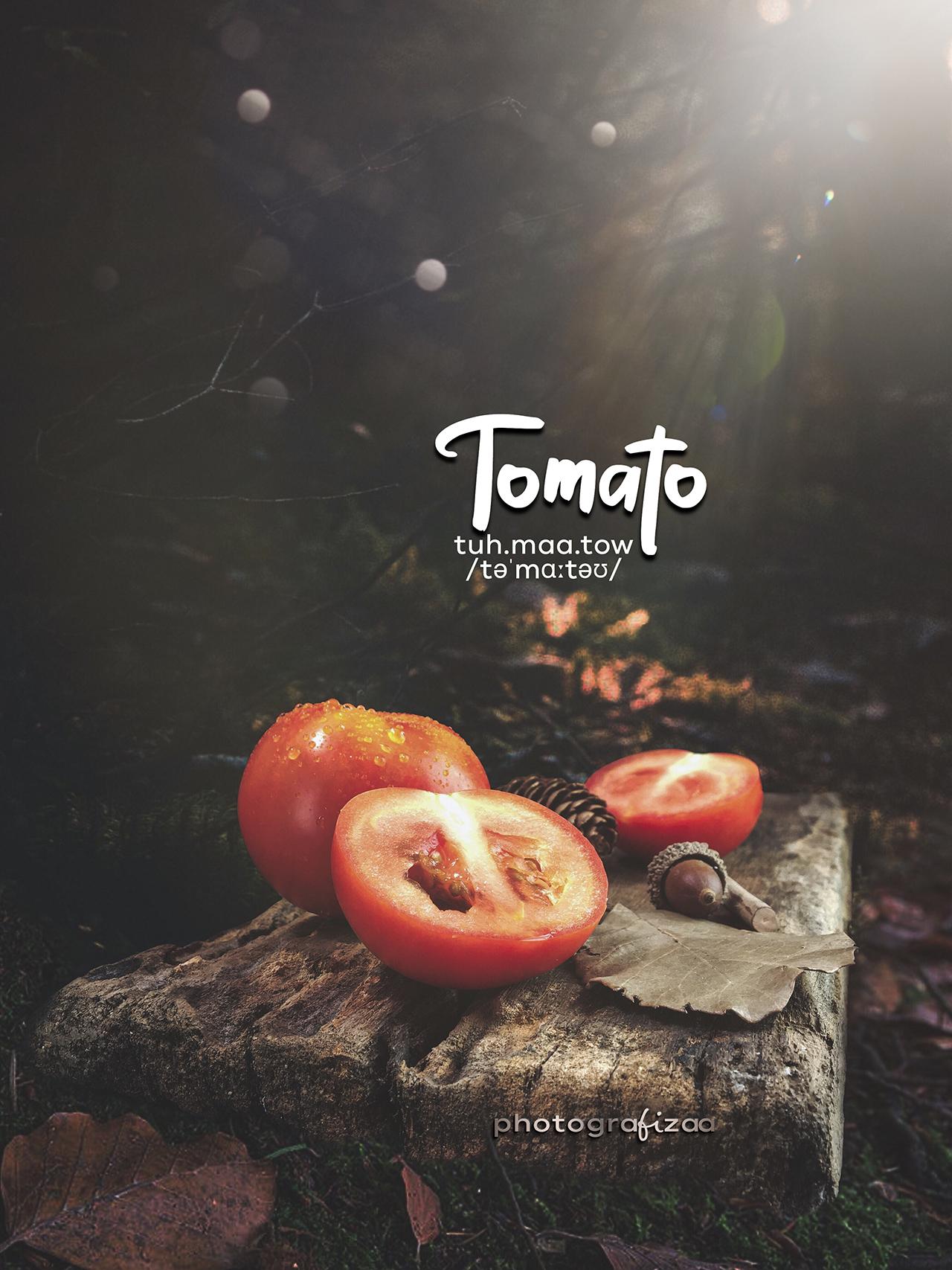Tomato Photography Jungle Theme-Photografizaa
