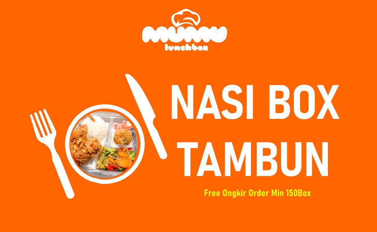 Nasi Box di Tambun