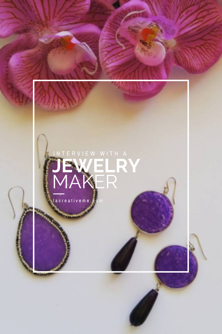 Interview with a Jewelry Maker