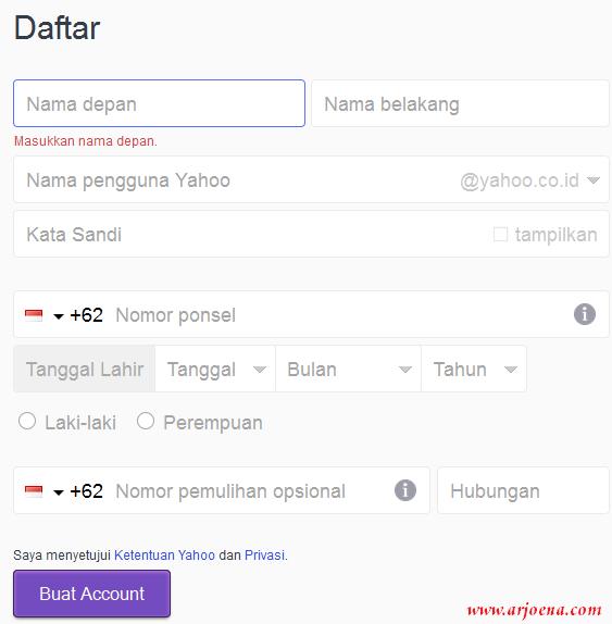 For details cara membuat email yahoo indonesia garda pengetahuan click