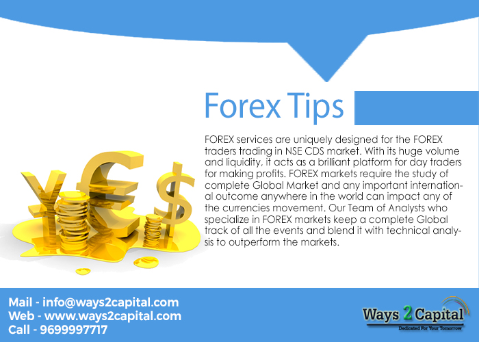 Forex trading tips provider in india