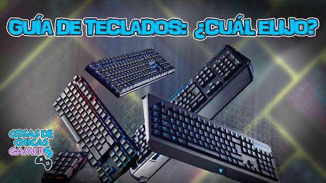 guia de teclados de ordenador