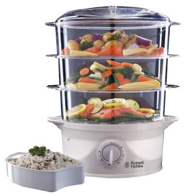 Russell Hobbs 21140 3-Tier Food Steamer