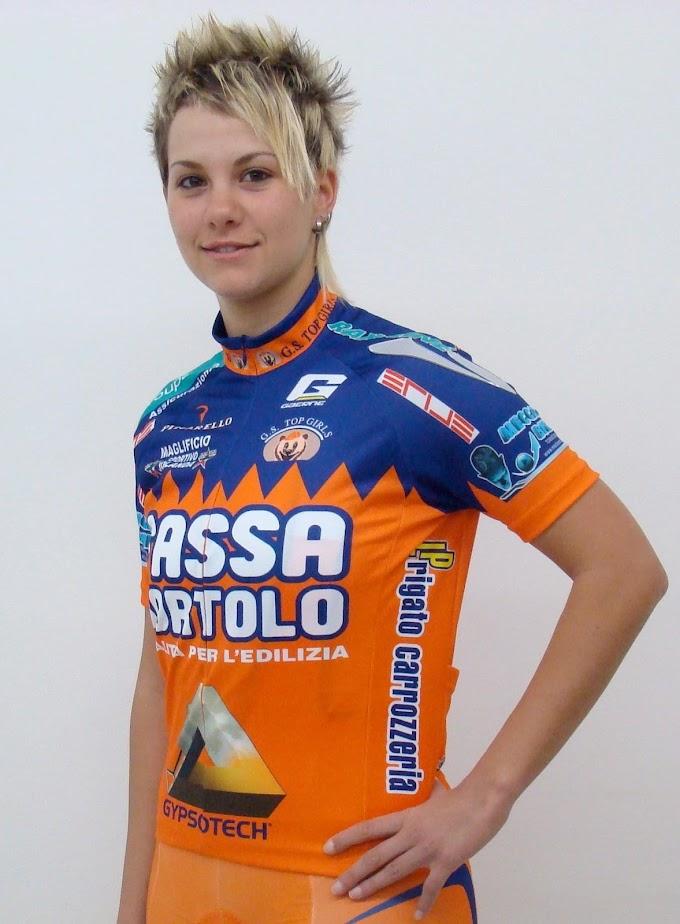 El Top Girls Fassa Bortolo mostró sus condolencias por el fallecimiento de Jennifer Fiori