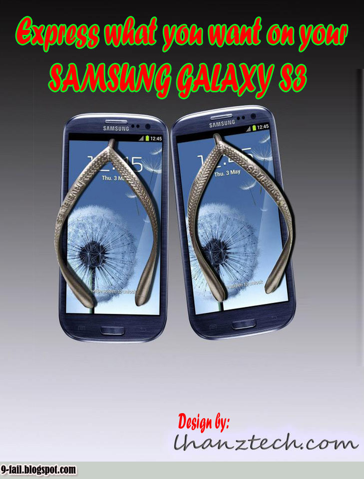 Funny Samsung Galaxy S3 ~ PINOY MEME