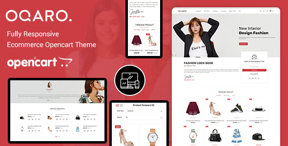 Oqaro - Best Fashion Opencart Theme
