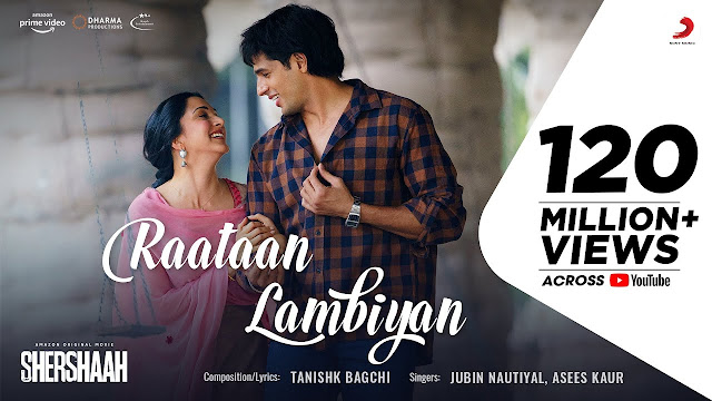 Raatan-Lambiyan-Siddharth-Malhotra-Kiara-Advani