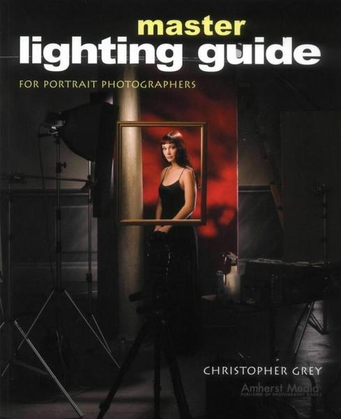 Portada libro: Guia maestra para la fotografia de estudio