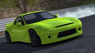 Redline: Drift Mod