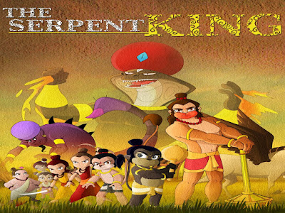 Luv Kushh and The serpent King full movie download in Hindi, luv Kush and The serpent king full movie download Hindi MP4 free HD
