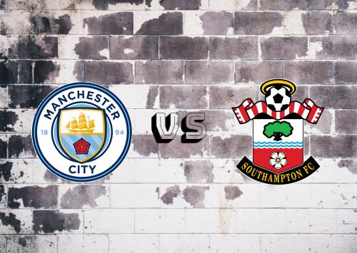 Manchester City vs Southampton  Resumen y Partido Completo