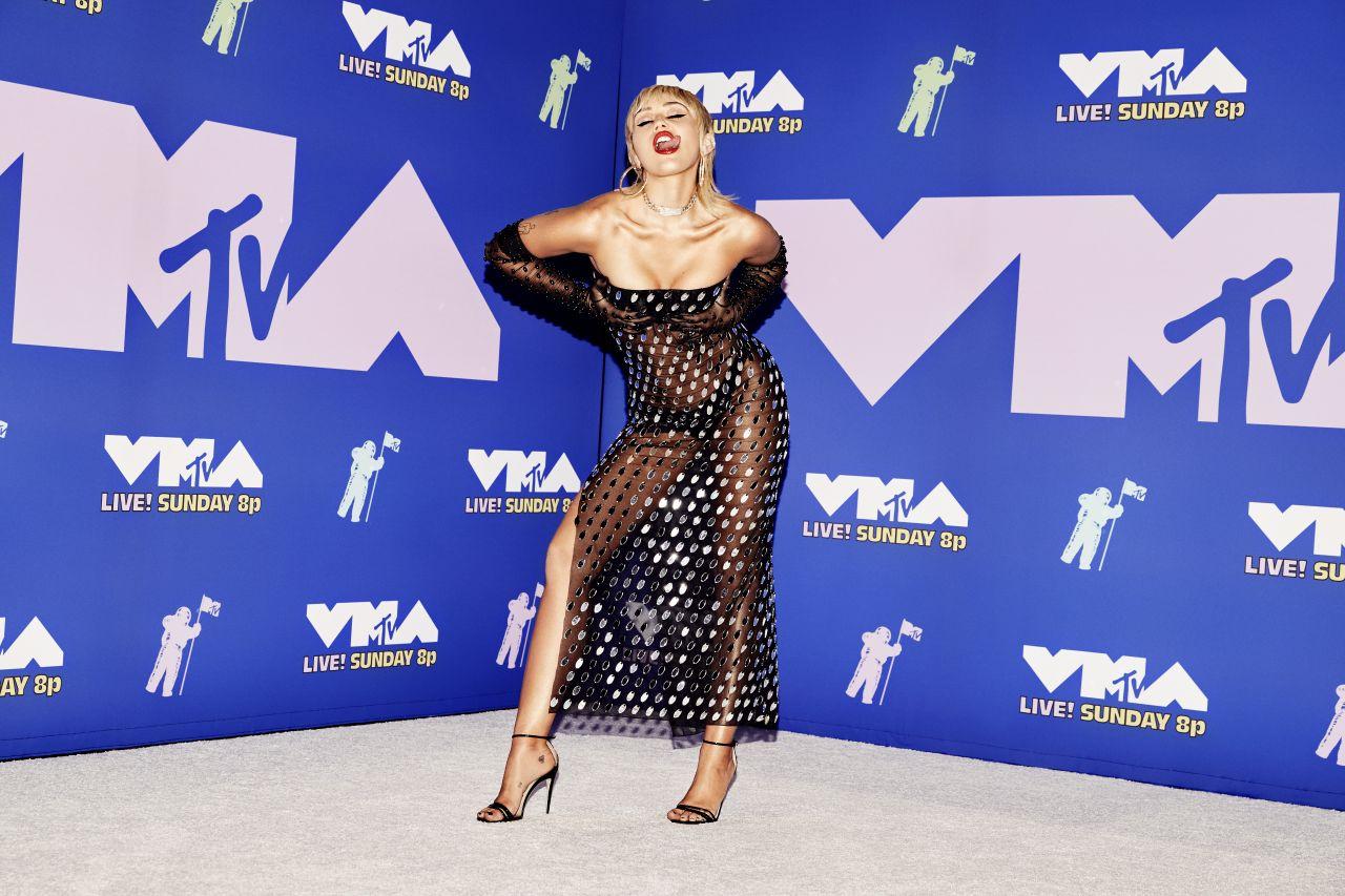 Miley Cyrus – 2020 MTV Video Music Awards