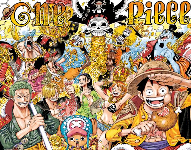 Yuk Ikuti Survei Karakter One Piece Terpopuler untuk Rayakan Chapter 1000!