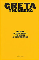 No-one is too small to make a difference - Greta Thunberg book