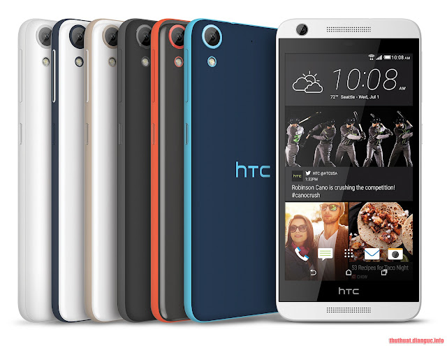 ROM stock HTC Desire 626, 626g, 626ph (MT6592) flashtool ok