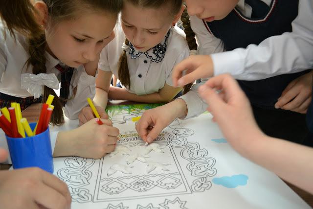 Фото 10. Программа для школьников «Чебоксары: вчера, сегодня, завтра»