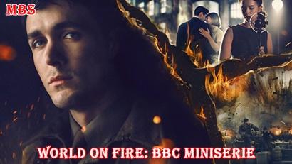 WORLD ON FIRE Cast