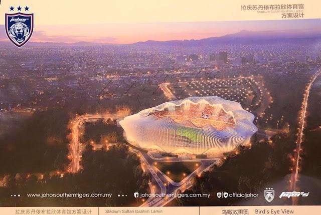 Stadium Sultan Ibrahim Larkin 4