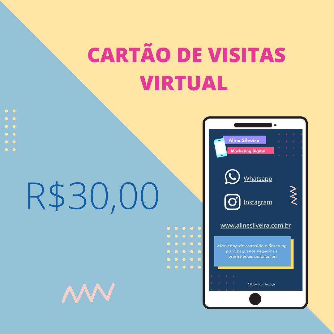 Cartão virtual