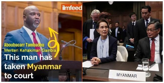 Gambia, Negeri Kecil Afrika Yang Mampu Menyeret Myanmar ke Mahkamah Internasional Atas Genosida Muslim Rohingya