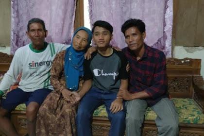 Hilang 11 Tahun, Bocah Di Sragen Kembali Pulang Bertemu Keluarga