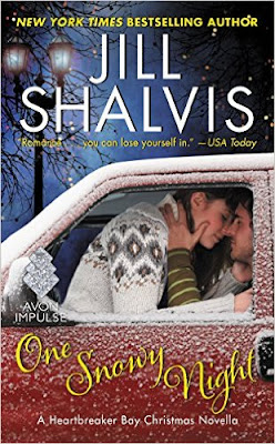Book Review: One Snowy Night, by Jill Shalvis