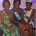 Former Miss Anambra Chidinma Okeke seen  at Miss Nigeria event (Photo)