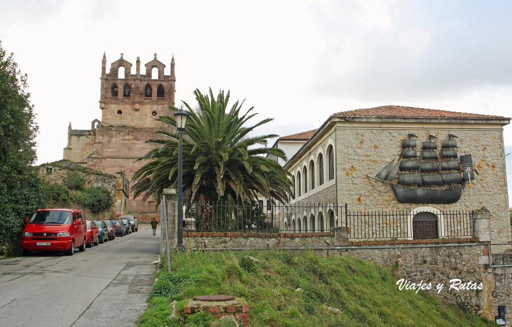 Hospital de la Concepción, San Vicente de la Barquera