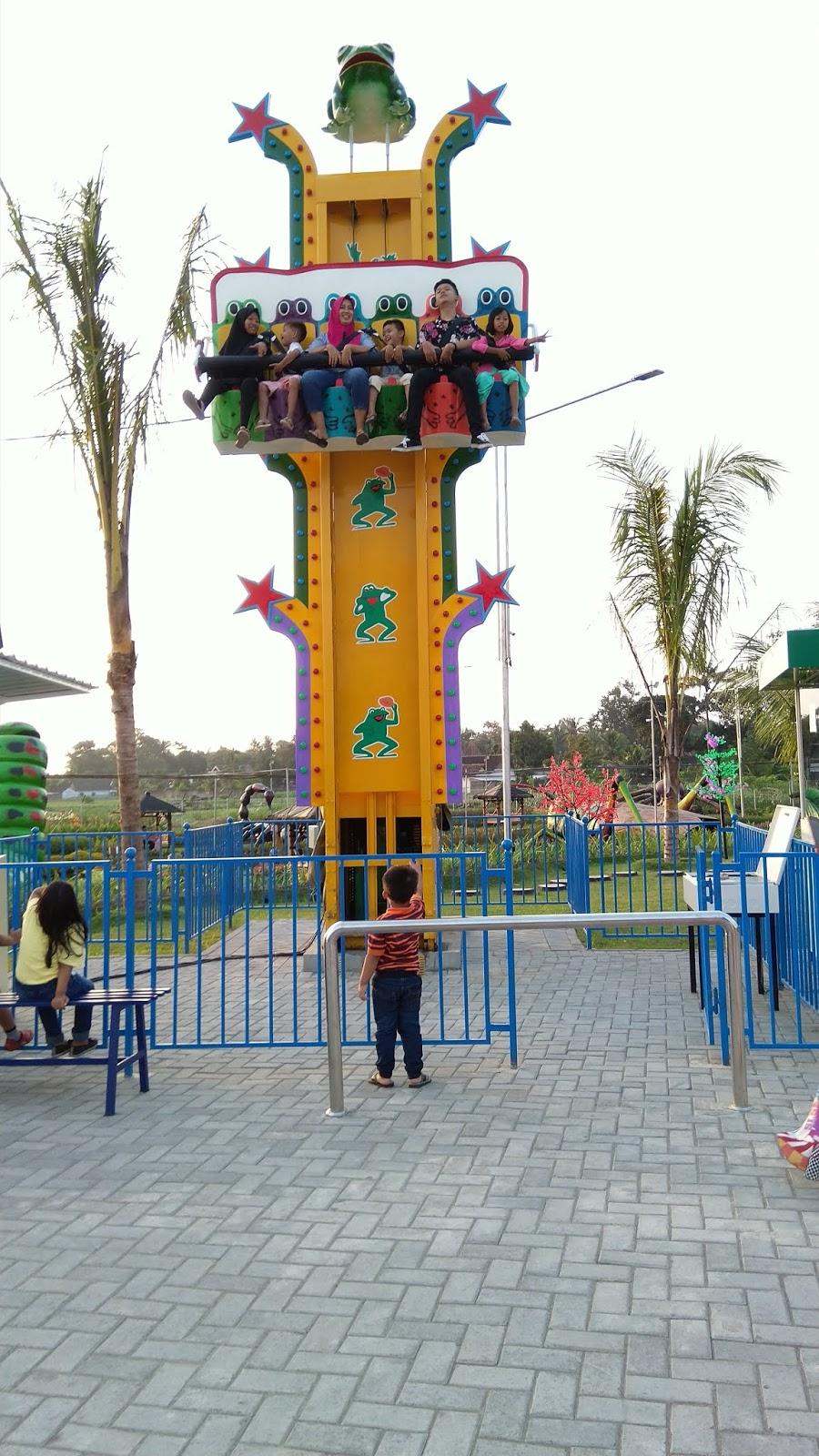 Blitar Park Wisata Pertama Di Blitar Yang Buka Hingga Malam