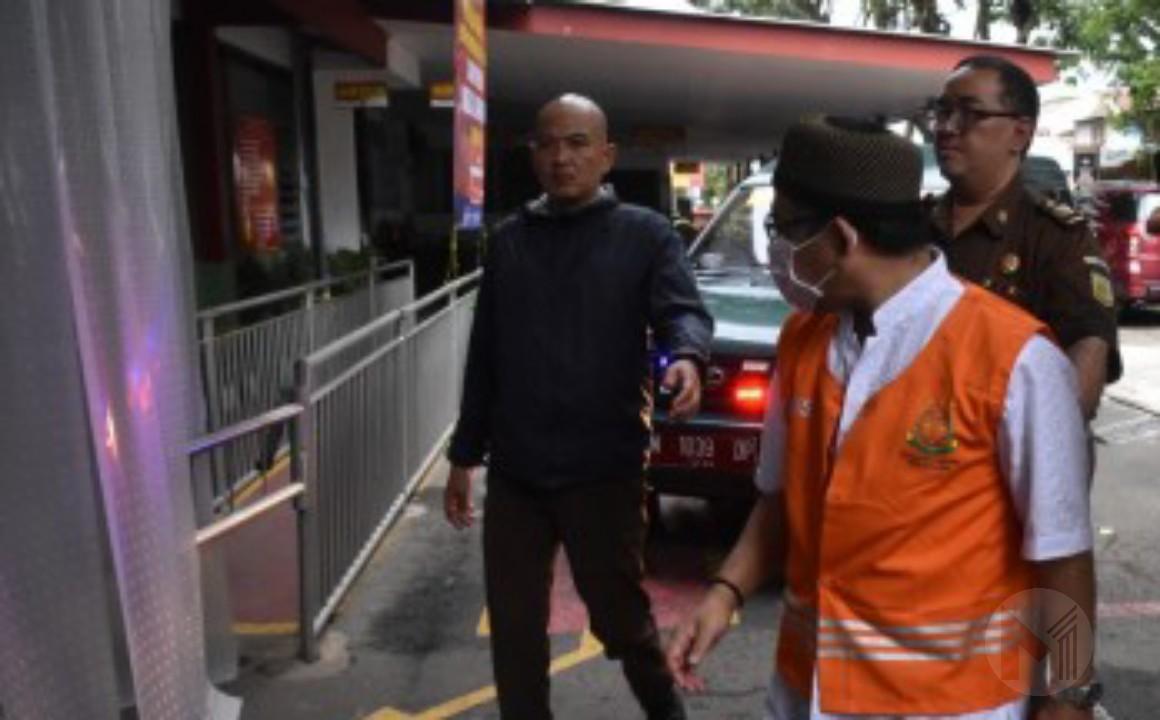 dr Abdurachman Tersangka Korupsi Dana Kapitasi BPJS Puskesmas Ditahan Kejari Kepanjen