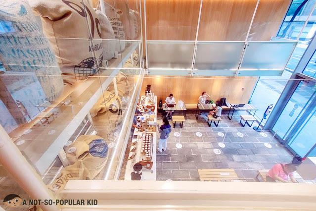 Must Visit: % Arabica Cafe in W City Center, BGC