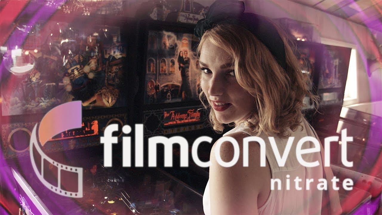 تحميل النسخة الكاملة من FilmConvert Nitrate 3.0.2