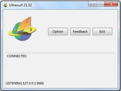 Ultrasurf - Download Ultrasurf 21.20 cho PC mới nhất để vượt tường lửa a