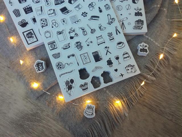 Stampo Bullet Aladine scrapbooking loisirs creatifs