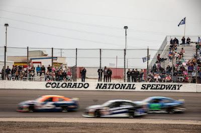 Cars in Action - ARCA West 2021 at Colorado