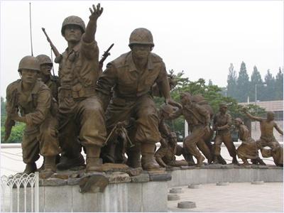 อนุสรณ์สถานสงครามเกาหลี (War Memorial of Korea)