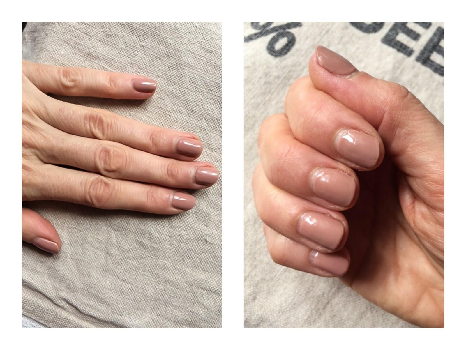 organic manicure
