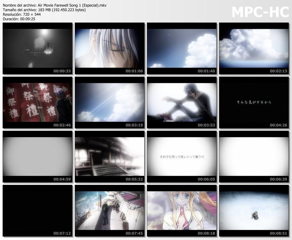 Air Movie Farewell Song (Especial) [MKV] [2005] [1/1]