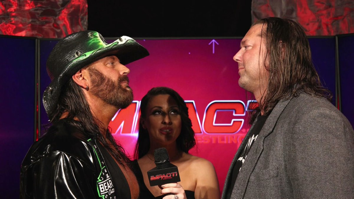 America's Most Wanted se reúne na Impact Wrestling