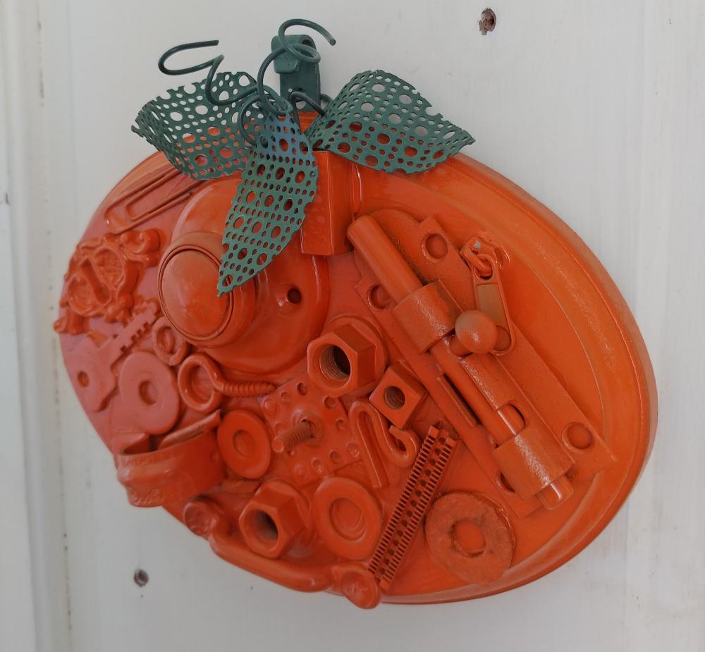scrap junk pumpkin