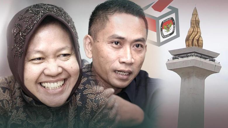 Golkar: Duet Risma-Yoyok Bisa Jadi Lawan Berat Ahok di Pilgub DKI