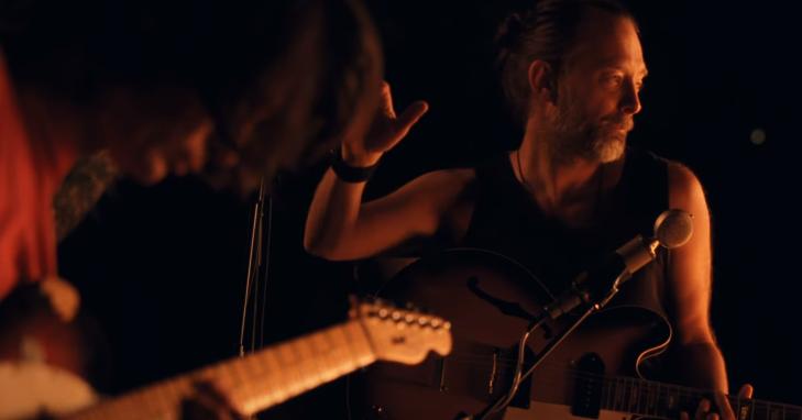 """Paul Thomas Anderson e i Radiohead ancora insieme: guarda il performance video di """"Present Tense"""""""