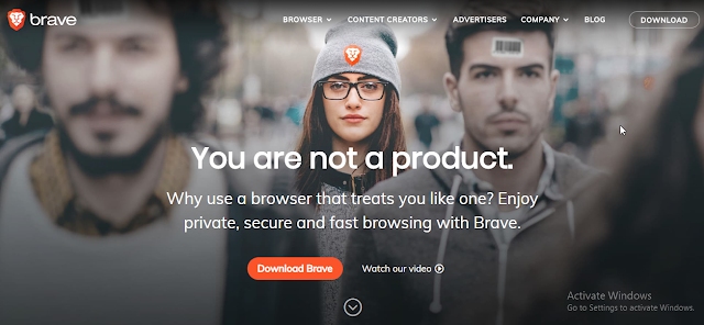 brave anonymous browser