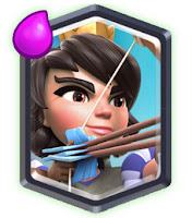 kartu princess clash royale