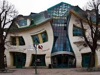 Rumah Unik! Bangunan Tak Lazim Ini Terinspirasi dari Cerita Dongeng!