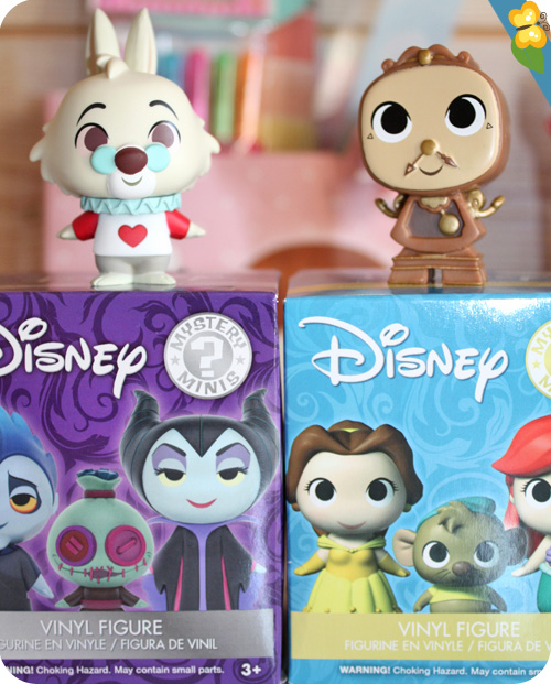 Figurines Disney Princess et Disney Villains - Funko